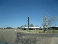USA - San Jon NM - Abandoned Ninth Street Motel (21 Apr 2009)